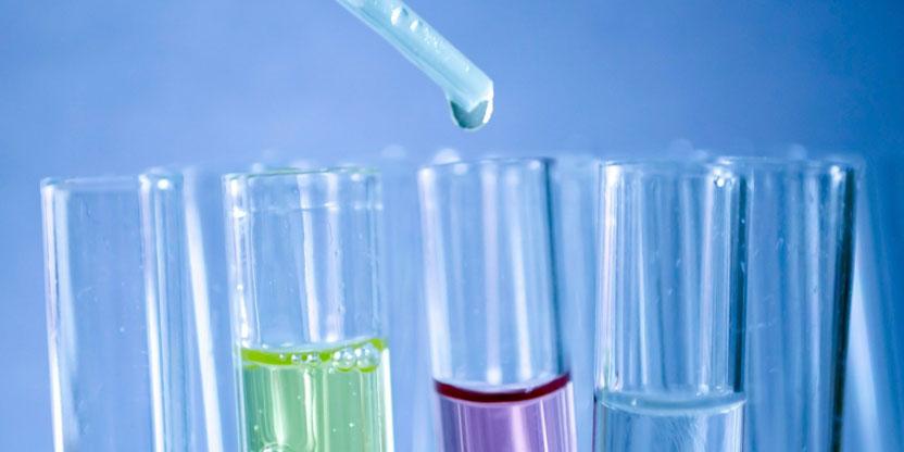 química y materias primas