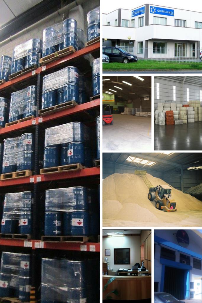 Instalaciones filiales internacionales
