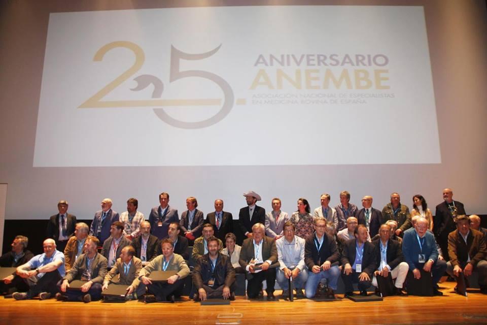 Gala del 25 aniversario de Anembe
