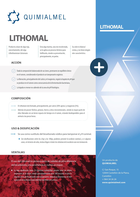 Ficha Producto: Lithomal