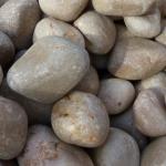 Broyage de pierres de silex à Lezuza (Albacete)