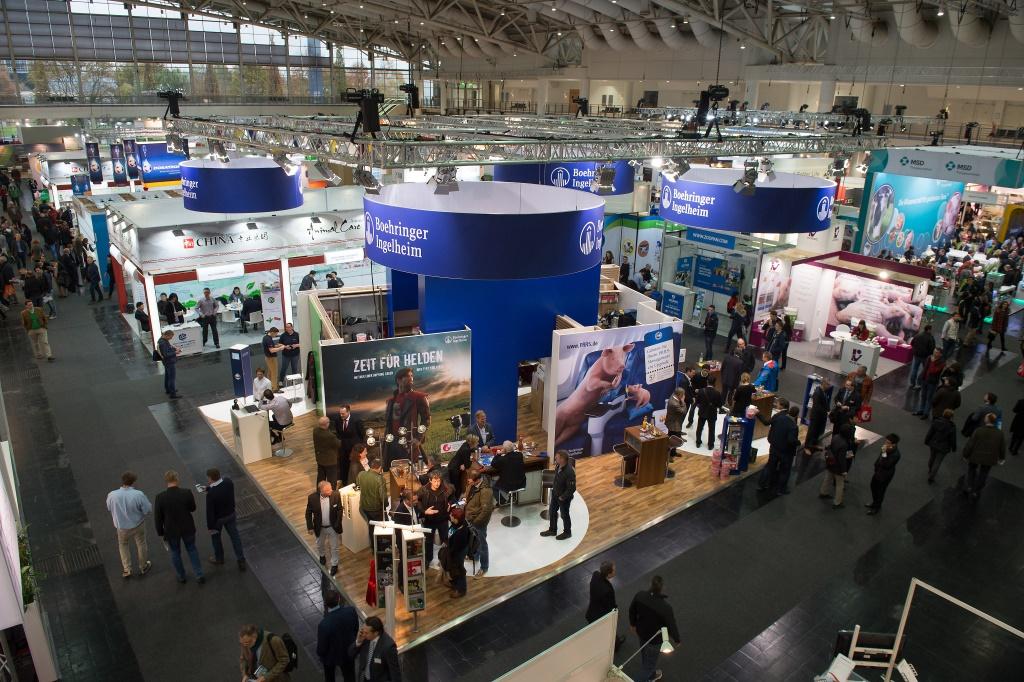 Eurotier 2016 Feria Ganadera en Hannover (Alemania)