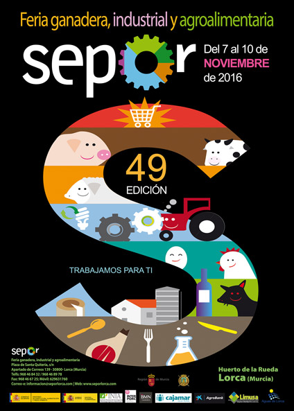 Sepor 2016 Feria ganadera