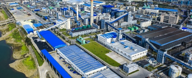 Xingfa produces phosphates for food sector