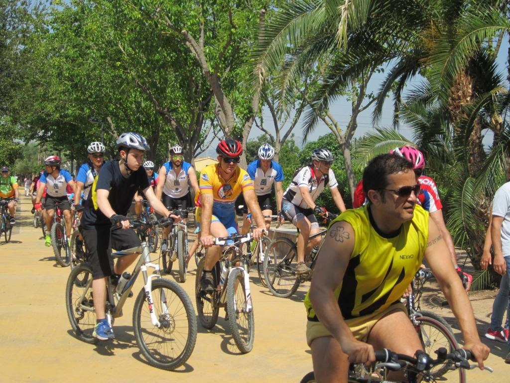 El sector cerámico se reúne en el XXXIII Paseo Ciclista de ATC