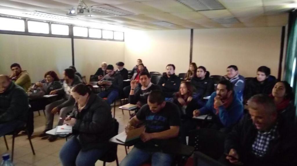 I Curso de Inseminación Artificial en Chile