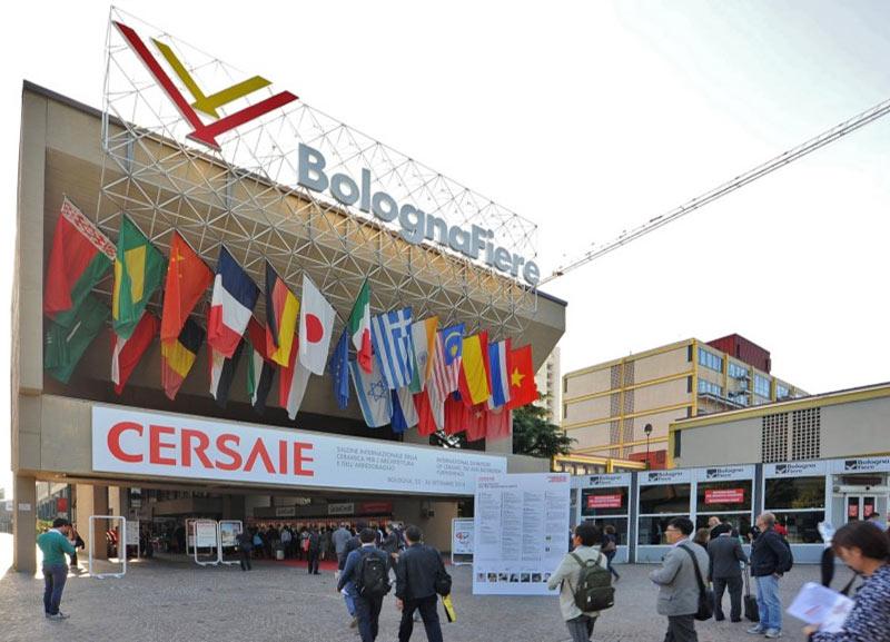 Cersaie abre hoy sus puertas al sector cerámico en Italia