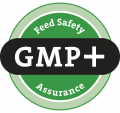 Logo GMP+ Feed Alimentación Animal