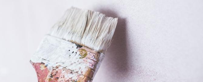 Materias primas para pinturas