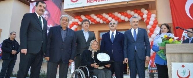 Kaltun, supplier of feldspar and quartz, inaugurates a hemodialysis center in Turkey