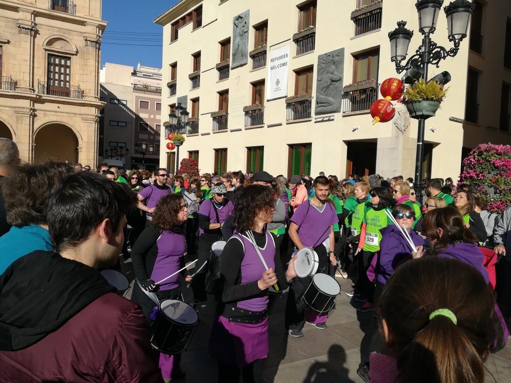 III Marcha contra el Cáncer Ciudad de Castellón