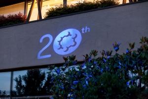 Logo 20 Aniversario Quimialmel Italia